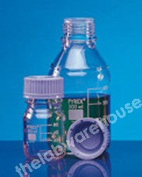 SCREWCAP POLYBUTYLENE TEREPHTHALATE SIZE 45 RED