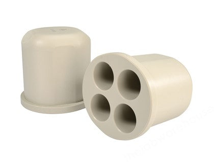 ACCESSORY CARRIERS 4 X 50ML CONICAL FOR CD359-05 PK. 2