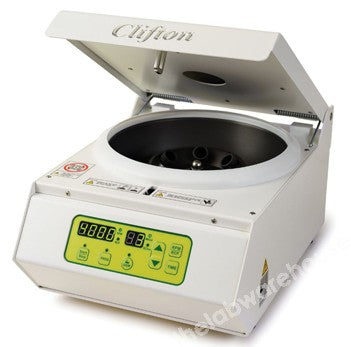 CENTRIFUGE CLIFTON TARGA X 15ML 4000 RPM 230V 50/60HZ A.C.