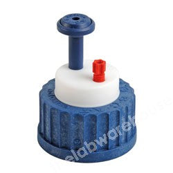 SAFETY CAP ST. TYPE GL45 FOR 1 X 3.2MM O.D. TUBING