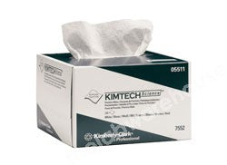 WIPES PRECISION KIMTECH SCIENCE WHITE 114 X 213MM PK.280