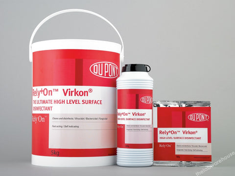 VIRKON VIRUCIDAL DISINFECTANT POWDER FORM 5KG DRUM