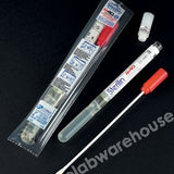 TRANSPORT SWABS AMIES CLEAR NCCLS M40-A PLASTIC SHAFT PK 500
