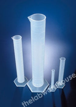 CYLINDER PP CL.B MOULDED GRAD'S AND SPOUT 1L