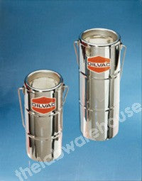 DILVAC FLASK ST./STEEL OPEN TOP WITH HANDLE 1L