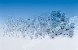 GLASS BEADS SODA LIME 6MM DIA. APPROX. PK. 1KG