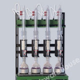 COMPACT SOXHLET EXTRACTION SYSTEM 4 X 250ML 230V 50/60HZ AC
