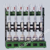 COMPACT SOXHLET EXTRACTION SYSTEM 6 X 250ML 230V 50/60HZ AC