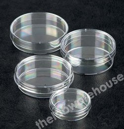 PETRI DISHES DISPOSABLE STERILIN 122 SINGLE VENT 50MM PK 700