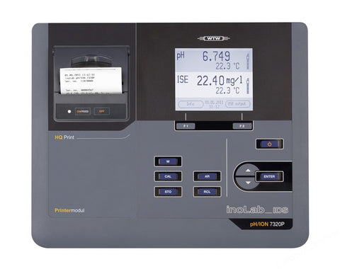 BENCH pH/ION METER WTW inoLab pH/ION 7320P 100-240V 50/60HZ