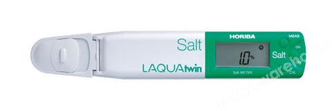 POCKET ION METER HORIBA LAQUA-TWIN SALT-11 WITH BATTERIES