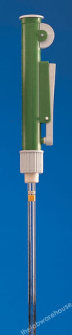 PIPETTE FILLER PI-PUMP GREEN FOR PIPETTES UP TO 10ML
