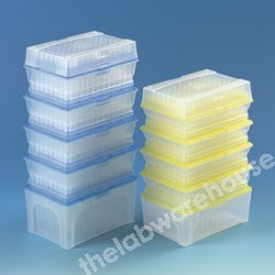 PIPETTE TIPS ULR 50-1000µL TIPSTACK 2 X 5 RACKS OF 96 TIPS