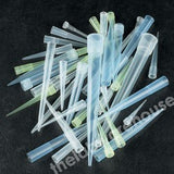 PIPETTE TIPS PP NON STERILE 0.5-100µL CRYSTAL PK 2000
