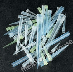 PIPETTE TIPS PP NON STERILE 5-200µL YELLOW PK 2000