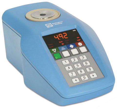 AUTOMATIC DIGITAL REFRACTOMETER B&S RFM712M 100-240V 50/60HZ