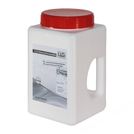 SPILL BINDER/ABSORBENT PACK OF 1.5KG (3000ML)