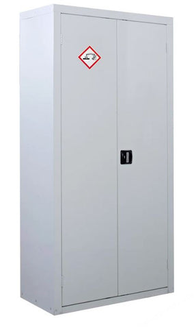 ACID AND ALKALI STORAGE CABINET 2-DOOR 1800X900X460MM