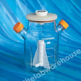 SPINNER FLASK 4500-1L 1LITRE 100MM CENTRE 45MM SIDE NECKS
