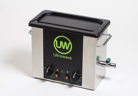 ANALOGUE ULTRASONIC BATH ULTRAWAVE U500H 5.0L 230V 50/60HZ