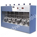 FLOCCULATOR VARIABLE SPEED 25-250RPM 6-BANK 230V 50HZ A.C.