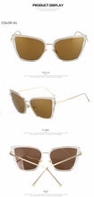 2018 Chic Retro Cat Eye Sunglasses