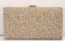The Rhinestone Wedding Clutch
