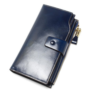The New England Cowhide Wallet
