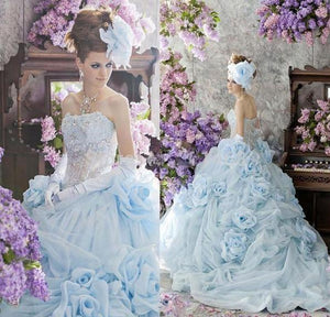 Custom Made Ball Gown
