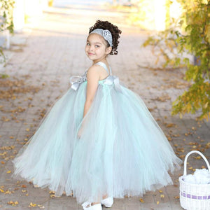 Girl Princess Tutu Dress