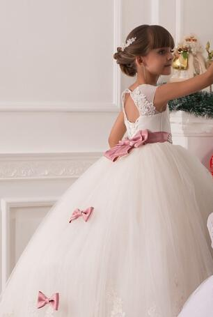 Gorgeous Bows Gown