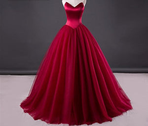 Gothic Sweetheart Off Shoulder Lace Up Ball Gown