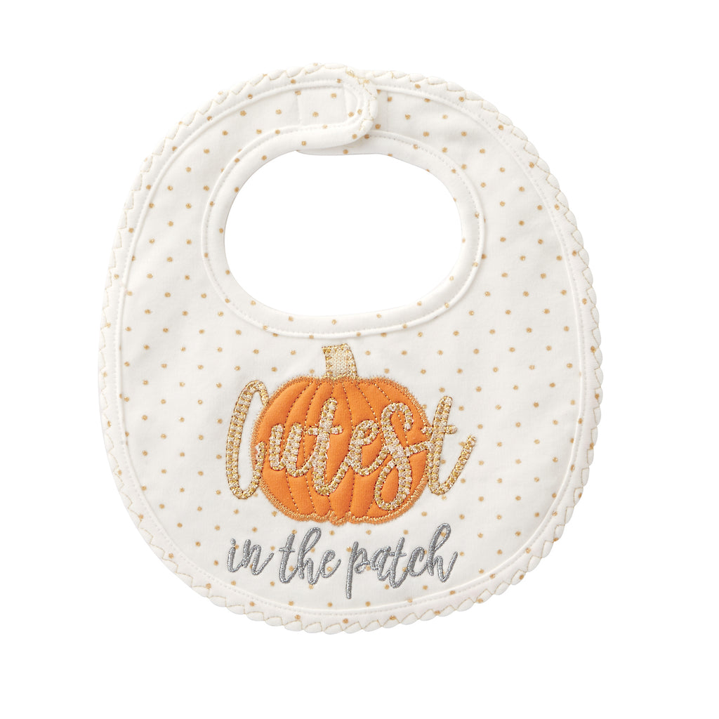 Cutest Pumpkin Bib