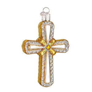 Holy Cross Ornament