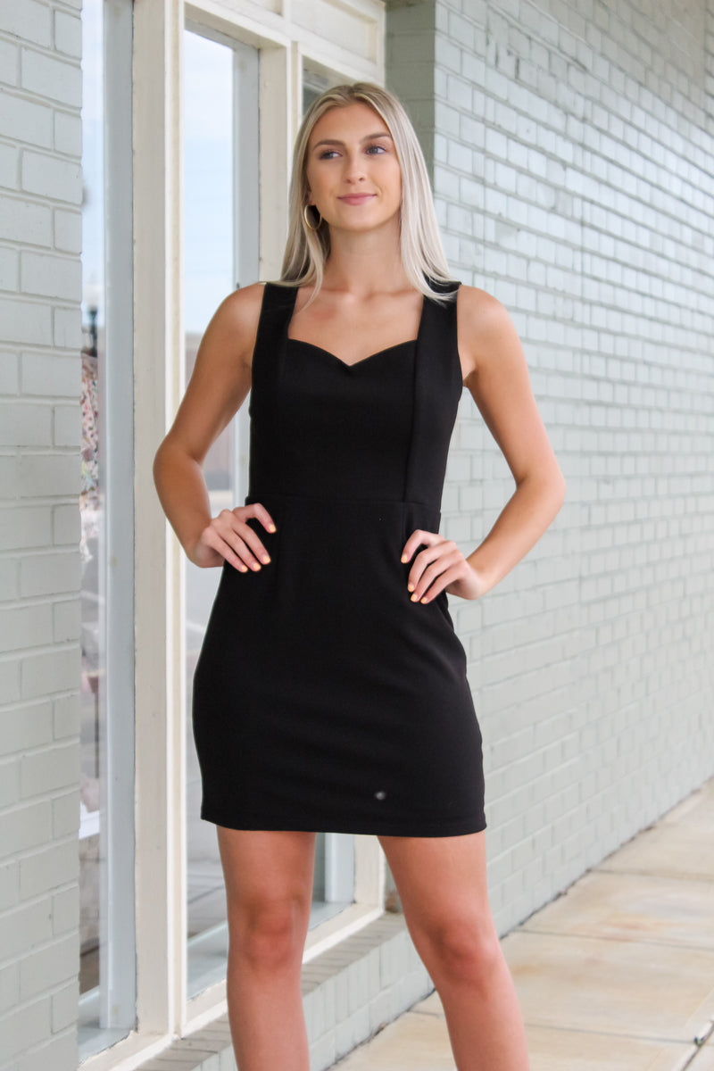 Sweetheart Mini Dress
