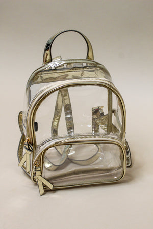 Brady Clear Backpack
