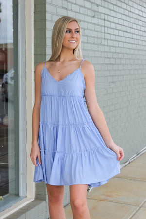 Taylor Tiered Dress