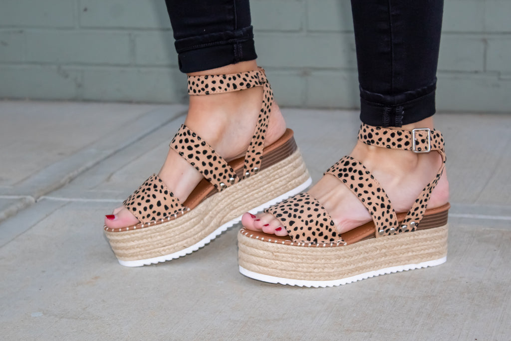 Alpine Espadrille Wedge