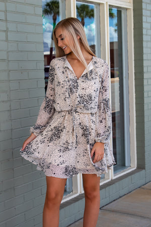 Bethany Floral Dress