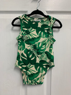 Monstera Deliciosa Uni Bodysuit