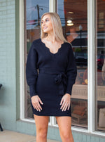 Jessie Mini Sweater Dress