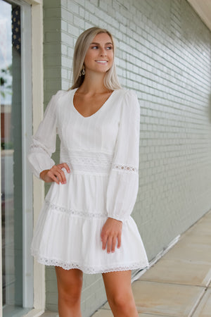 Must Be Love Laced Dress