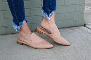 Grace Studded Mules