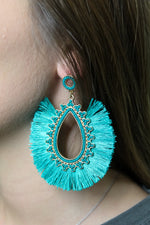 Near the Bay Statement Earring