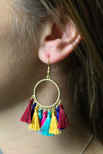 Show Your Colors Earring