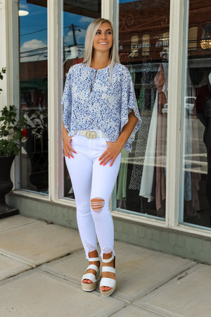 Dave Short Sleeve Swing Top