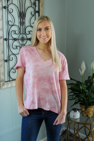 The Cloud Tie Dye Tee