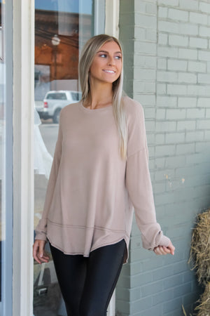 Sofia Scoop Neck Pullover