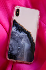 Dark Blue Agate Case