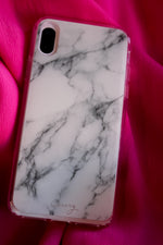 New White Marble Case